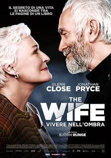 Glenn Close acierta e inspira con su protagónico en la película The Wife.