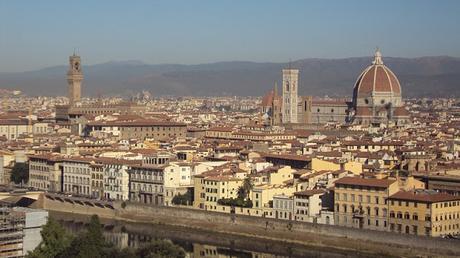Diario de viaje: Florencia y Pisa V.  Otro David, la leyenda del patrón y visitando a los genios en Santa Croce.
