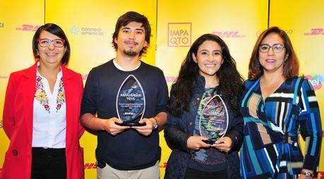 DHL premió a emprendedores ecuatorianos