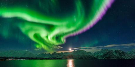 Aurora Boreal, esos brillos en el horizonte polar