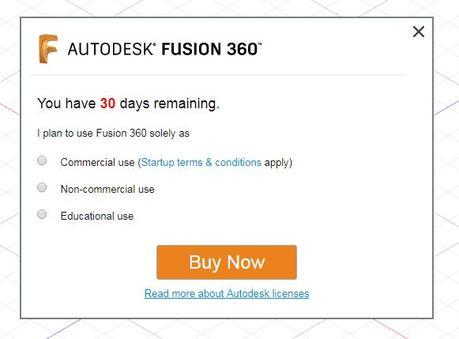 Cómo conseguir gratuitamente Fusion 360