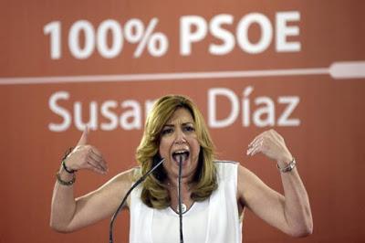 LA CARADURA DE LOS SOCIALISTAS EN ANDALUCÍA NO TIENE FIN