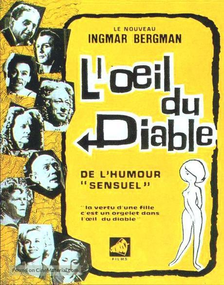 EL OJO DEL DIABLO (Ingmar Bergman 1960) V.O.S.E.