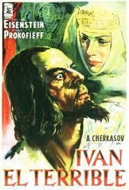 IVÁN EL TERRIBLE, parte 1 y 2 (Sergei M. Eisenstein 1944-1958) V.O.S.E.