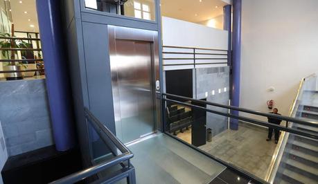 Elementos que fomentan la accesibilidad del edificio