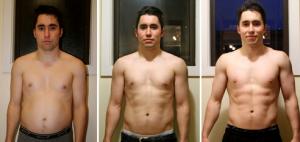 chico pierde peso factor quema grasa