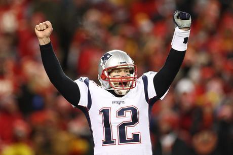 Los Patriots pasaron al Super Bowl LIII