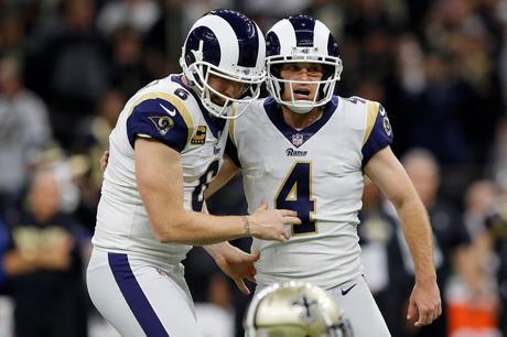 Los Rams van a jugar el Super Bowl LIII