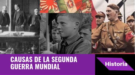 Segunda guerra mundial causas