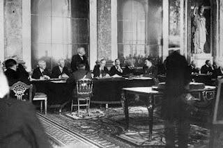 El tratado de Versalles articulo 231