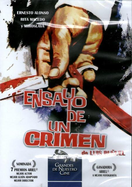 ENSAYO DE UN CRIMEN (Luis Buñuel 1955)