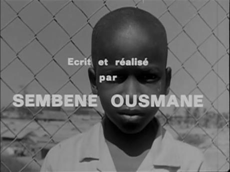 La noire de... (Black Girl) (Ousmane Sembene 1966) VOSE