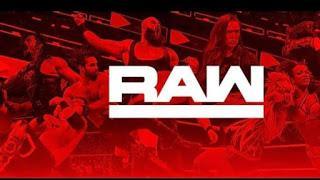 Esto podría pasar en Raw 21 enero de 2019