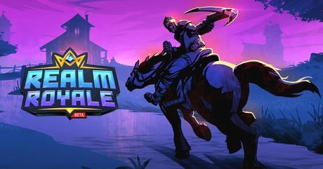 Beta abierta de Realm Royale para PS4