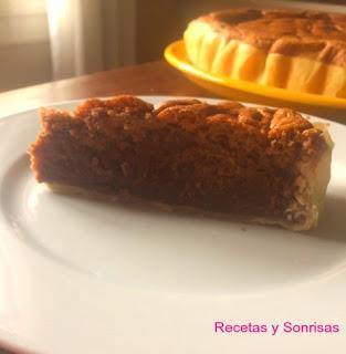 TARTA DE PETIT-SUISSE DE CHOCOLATE