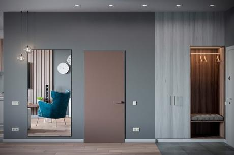 modulo armario hall de acceso
