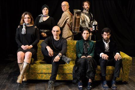 """""""La Valentía"""", El Teatro Central se convierte en un hogar."""