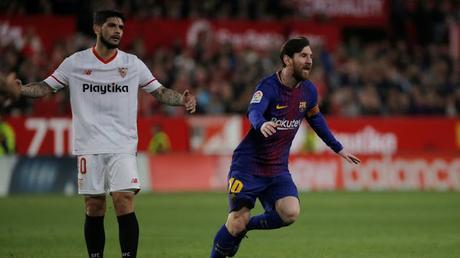 Precedentes del Sevilla FC ante el Barça