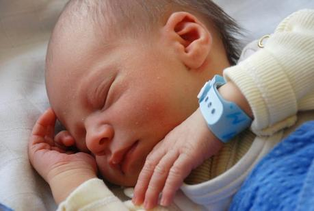 ¿Cómo se evita que confundan a tu bebé en el hospital?