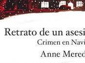 Reseña: Retrato asesino. Crimen Navidad Anne Meredith (Alba Editorial, noviembre 2018)