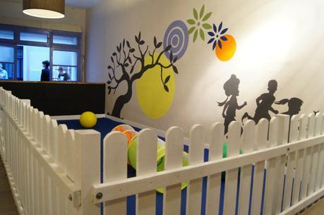 L'Hora Lliure, un espacio en Gracia para familias
