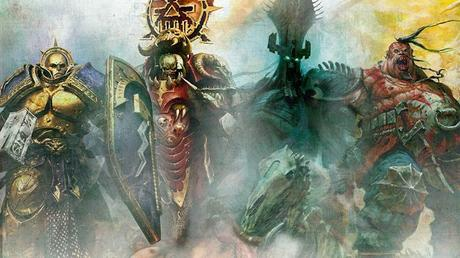 Se empieza a esbozar  Age of Sigmar Roleplaying Game de Cubicle 7