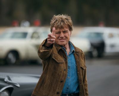 The Old Man & the Gun: Robert Redford destila la magia del cine en su despedida