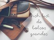 Wish list bolsos grandes Shein