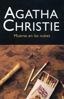 Reseña   Muerte en las nubes ~ Agatha Christie
