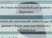 Como ayudar persona padece depresión