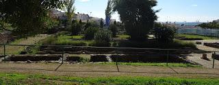 Imagen del mes: Villa romana de El Pomar, en Jerez de los Caballeros