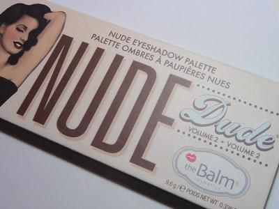 Reseña Nude Dude   The Balm
