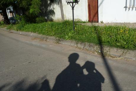 Mi sombra y yo