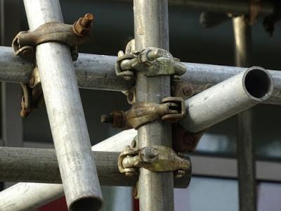 Tipos de andamios #andamios #construcción