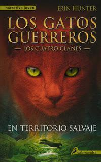 Reseña: Los gatos guerreros: En territorio salvaje (Libro 1)