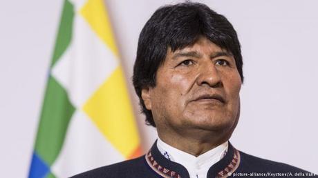 Evo Morales nuevamente contra Chile: El Silala fluye artificialmente hacia el territorio chileno