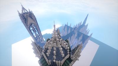 Gotic Resurection by Minecrafteate