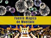 Visitar Fuente Mágica Montjuic