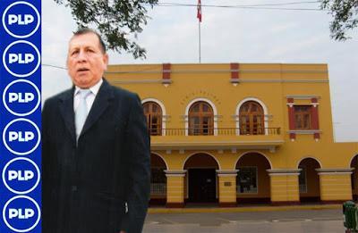 Por transgresor a la ley: PIDEN VACANCIA DE REGIDOR FREDDY TORIBIO CANDELA...