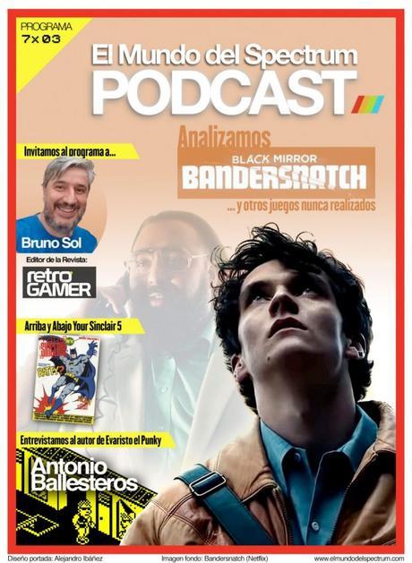 El Mundo del Spectrum Podcast 7×03
