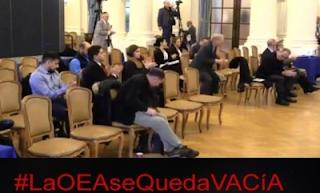 La OEA y el miedo al voto por el Sí