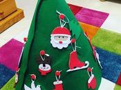 Arbol Navidad Fieltro
