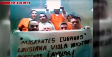 Cubanos detenidos en Louisiana son deportados  tras denegación de asilo político