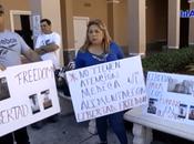 Familiares cubanos detenidos inmigración exigen libertad para parientes