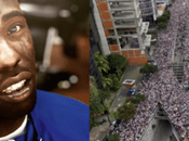 "Chocolate ""Llénate valor cubano Cuba será libre todas"""