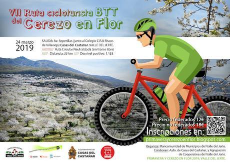 VII Ruta BTT del Cerezo en Flor