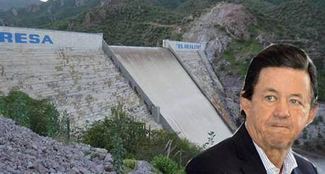 El agua de la Presa del Realito es para clubs y fraccionamientos del Chato López