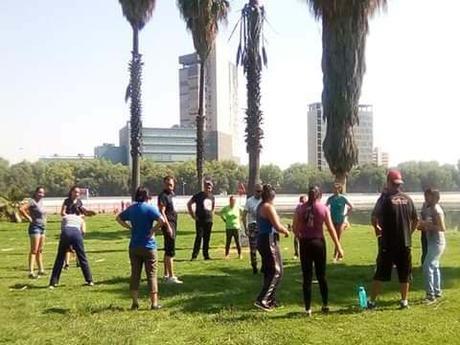 Invitan a taller de defensa personal para Mujeres en el Parque Tangamanga