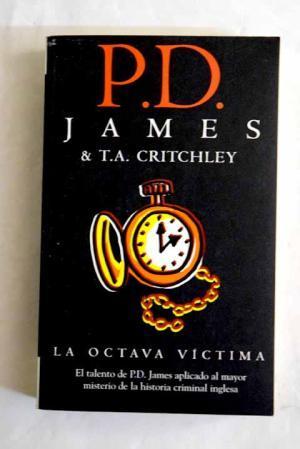Reseña: La octava víctima | P.D. James & T.A. Critchley