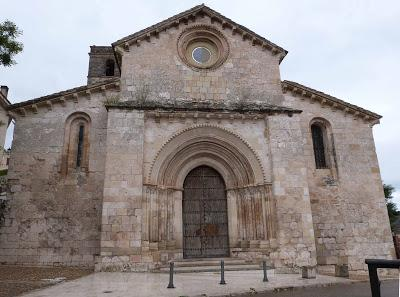 Iglesia San Miguel. Románico en Brihuega (Guadalajara)